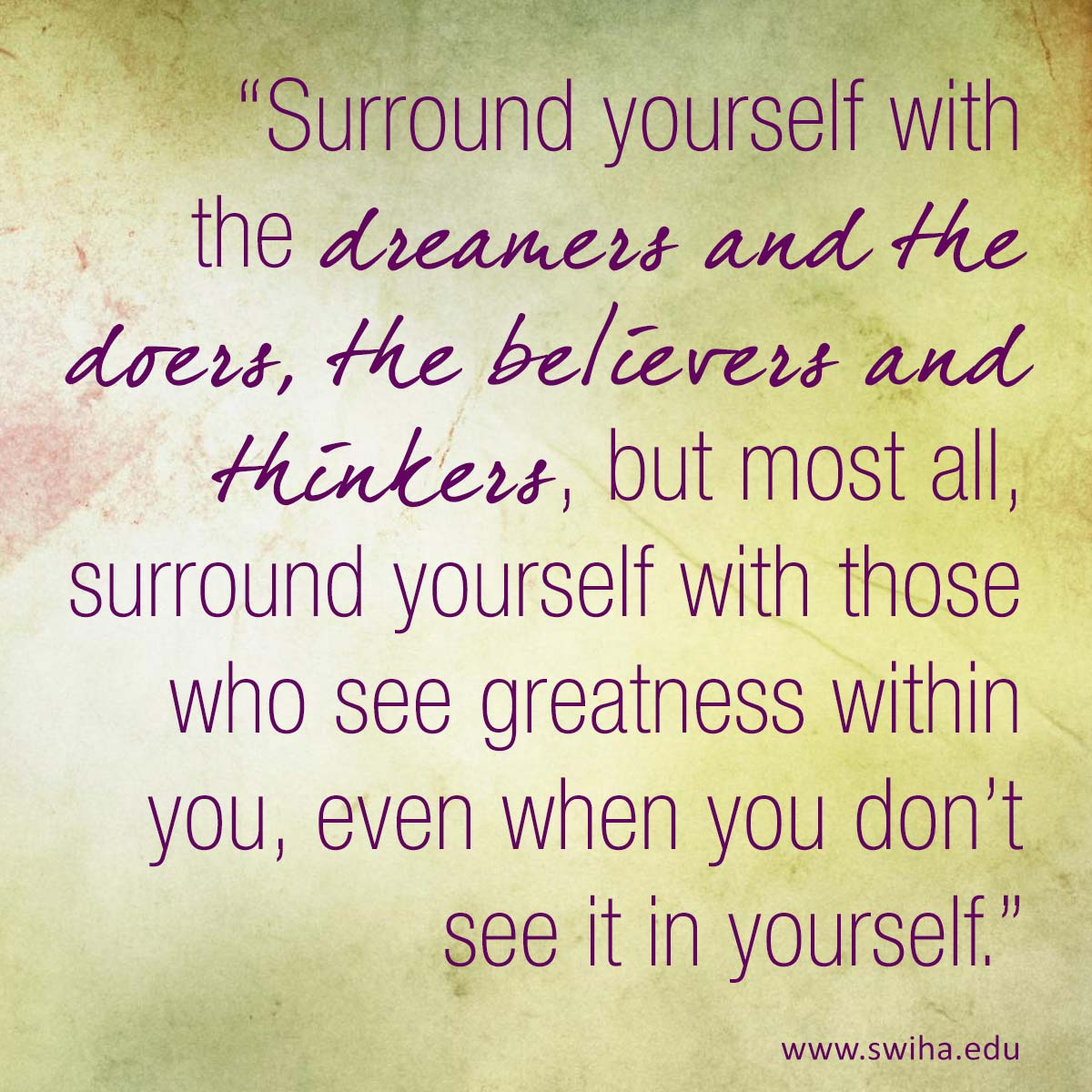 Surround-yourself-AD