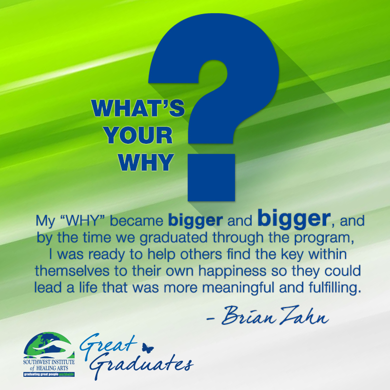 Brian Zahn - How Big Is Your WHY - SWIHA - Our Success Center