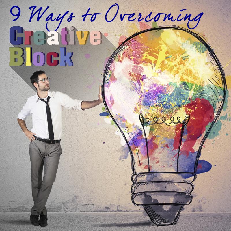 9-Ways-to-Overcome-Creative-Blocks-01-Creative Block