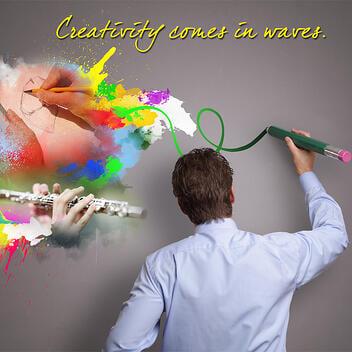 9-Ways-to-Overcome-Creative-Blocks-03-Cycle of Creativity