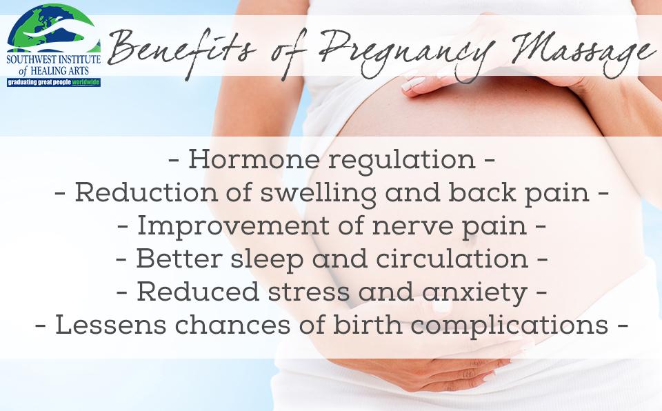 5 Pregnancy Massage Health Benefits