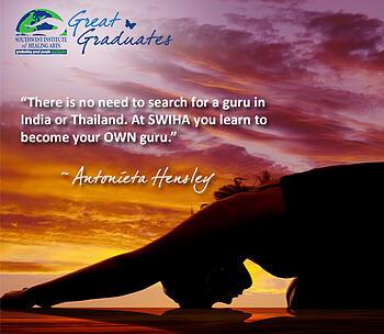 Antonieta Hensley SWIHA Great Graduate Yoga Teacher