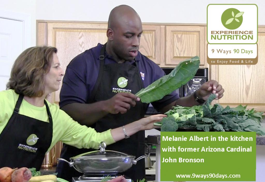 6 culinary tips - Melanie Albert and John Bronson