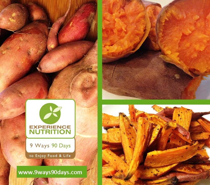 6 Culinary Tips - Organic Roasted Sweet Potatoes
