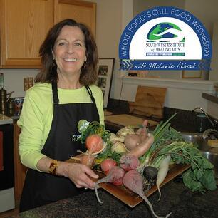 Melanie Whole Foods Author