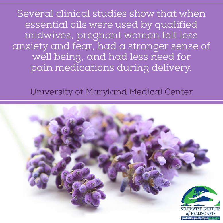 Aromatherapy for Labor Pain