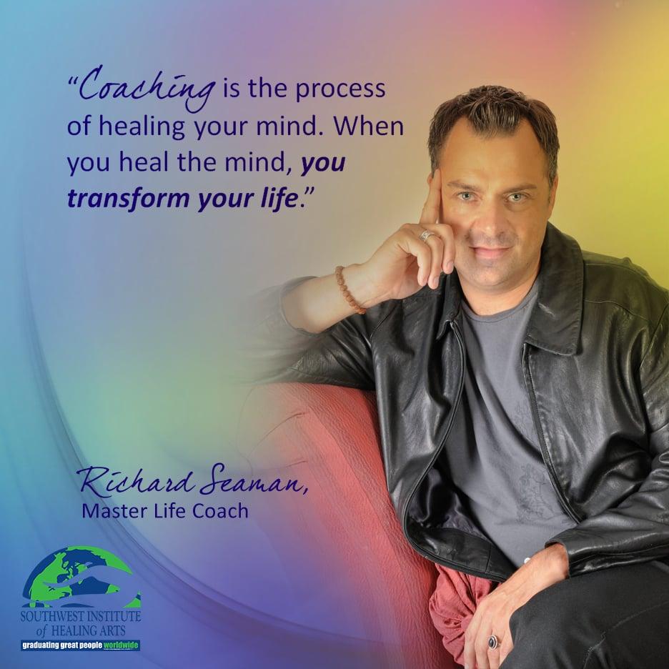 Richard Seaman - The benefits of Life Coaching