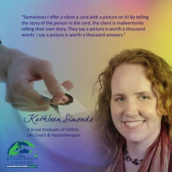 Kathleen Simmonds - The benefits of Life Coaching