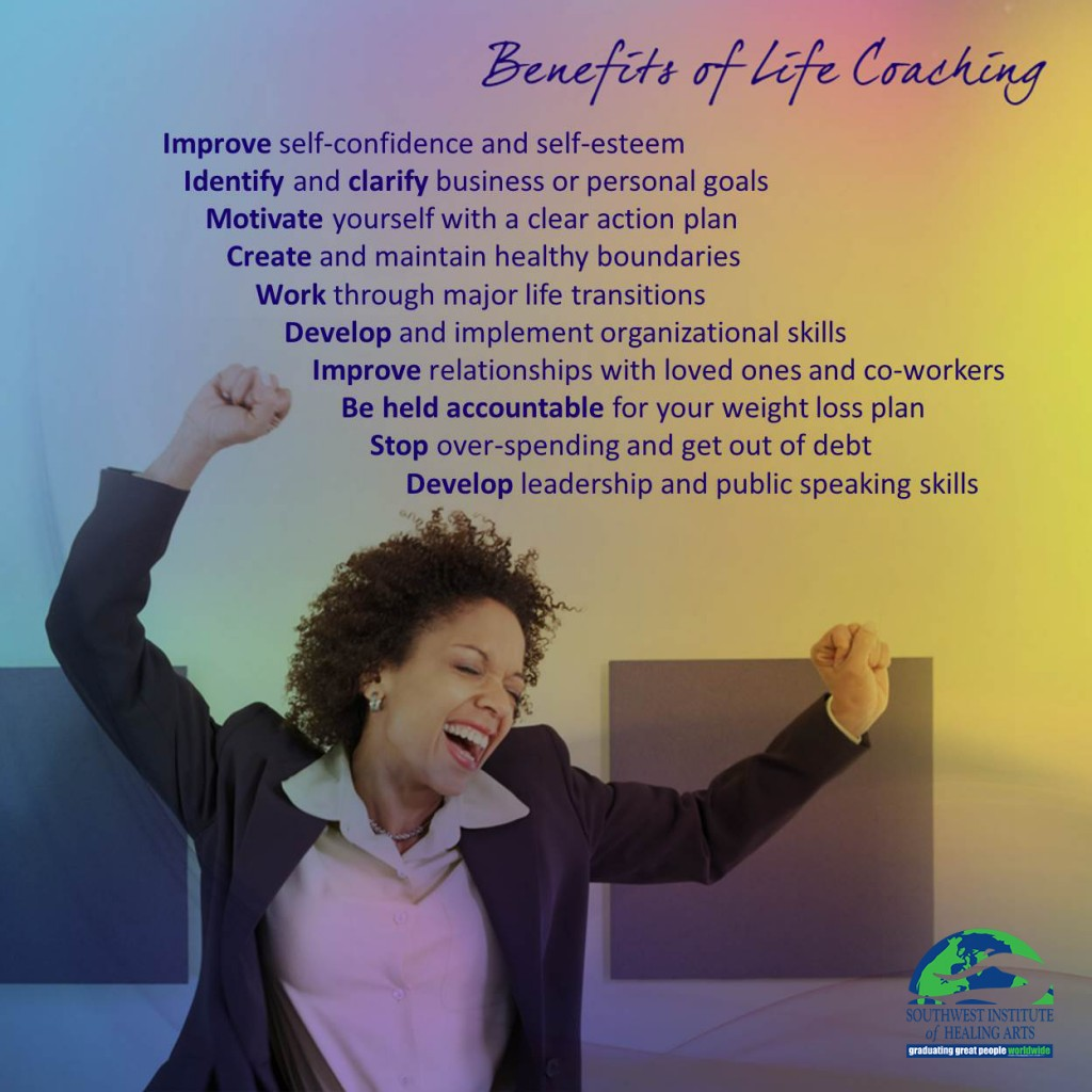 The benefits of Life Coaching