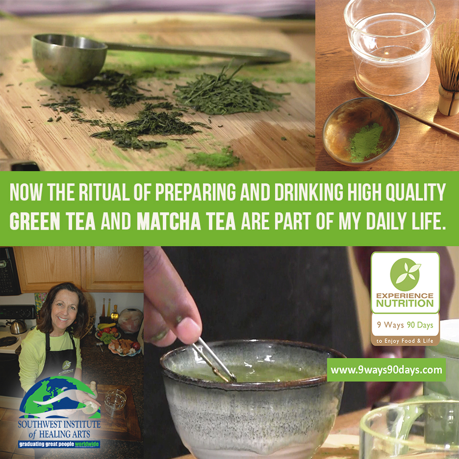 Green Tea -  Whole Foods Soul Foods