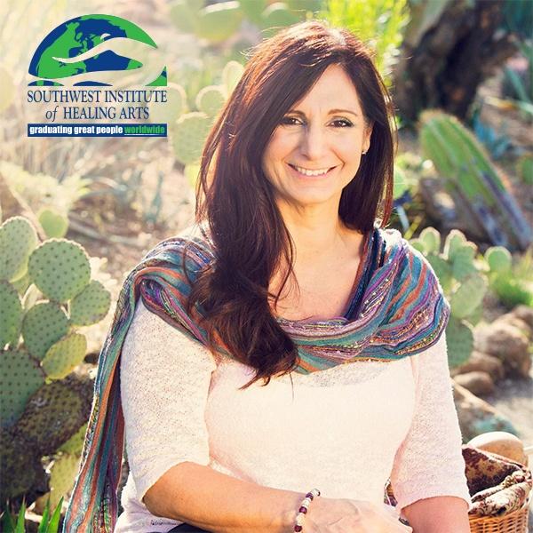 Licensed Massage Therapist and Engery Healer Lisa Saylan