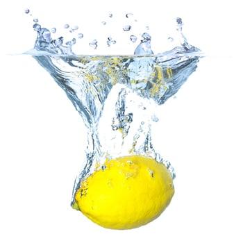 lemon-water