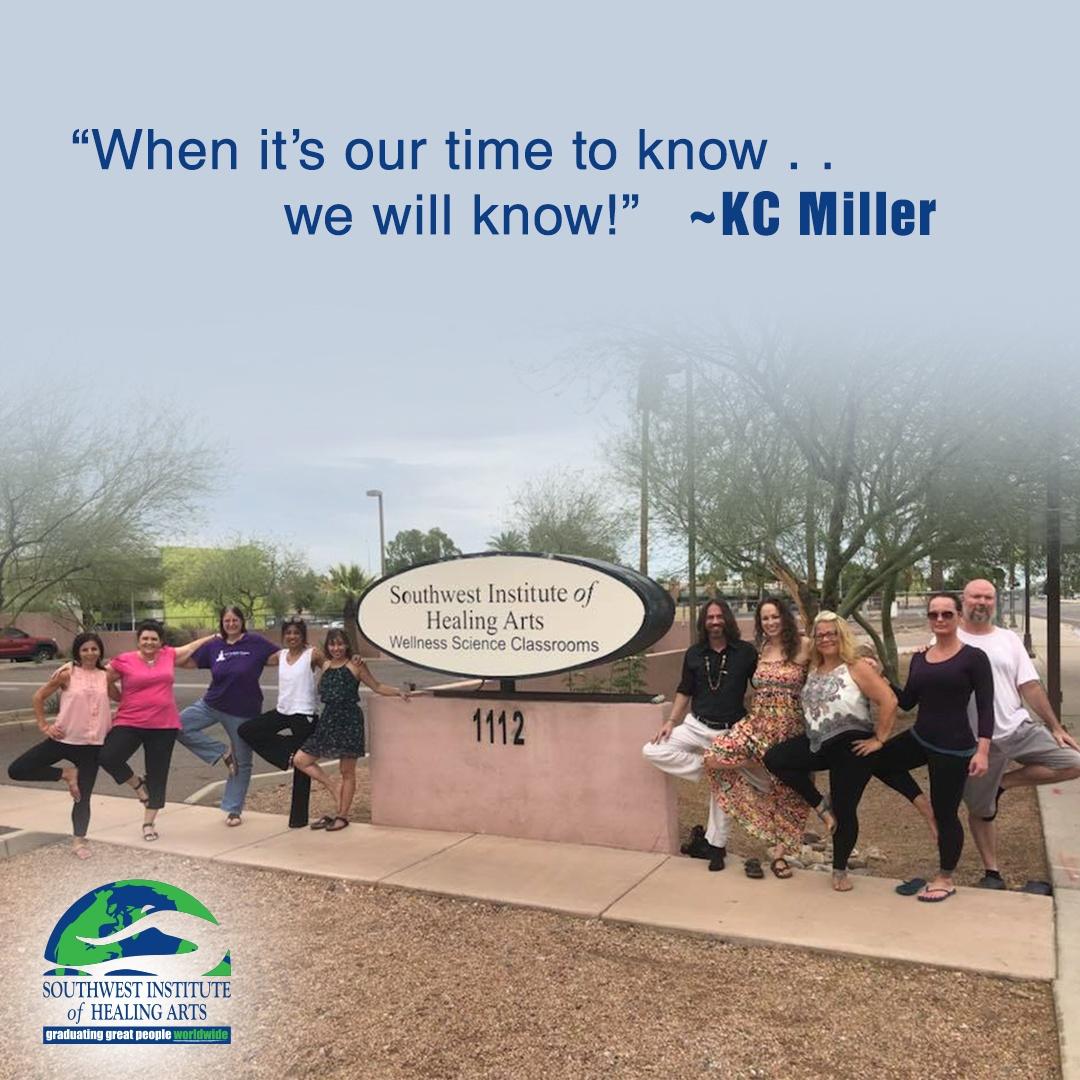KC Miller SWIHA Blog