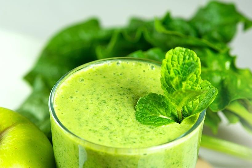 Green Smoothies-SWIHA-Blog-Holistic-Nutrition-mint