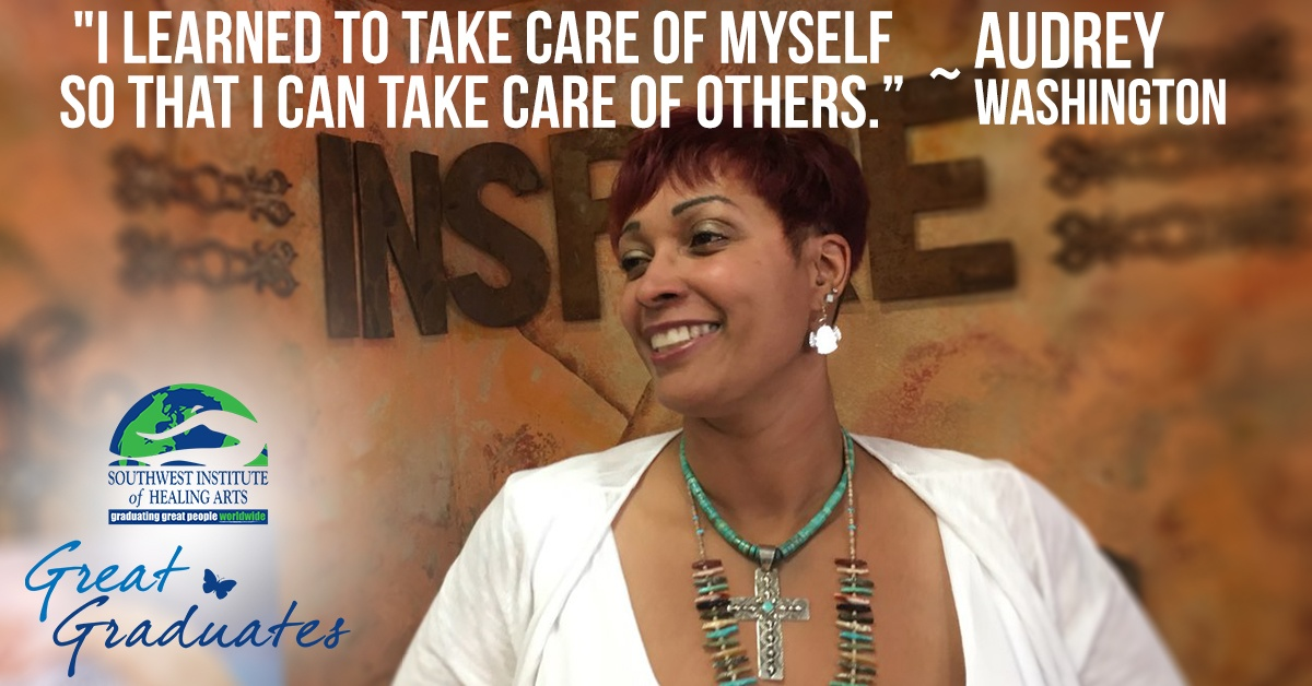 Audrey Washington - SWIHA Great Graduate - Massage Therapy-1