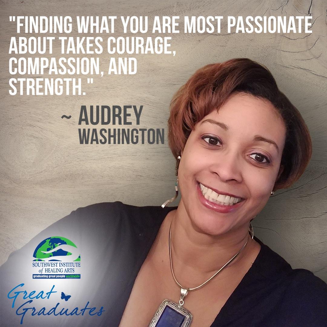 Audrey Washington - SWIHA Great Graduate - Massage Therapy-2