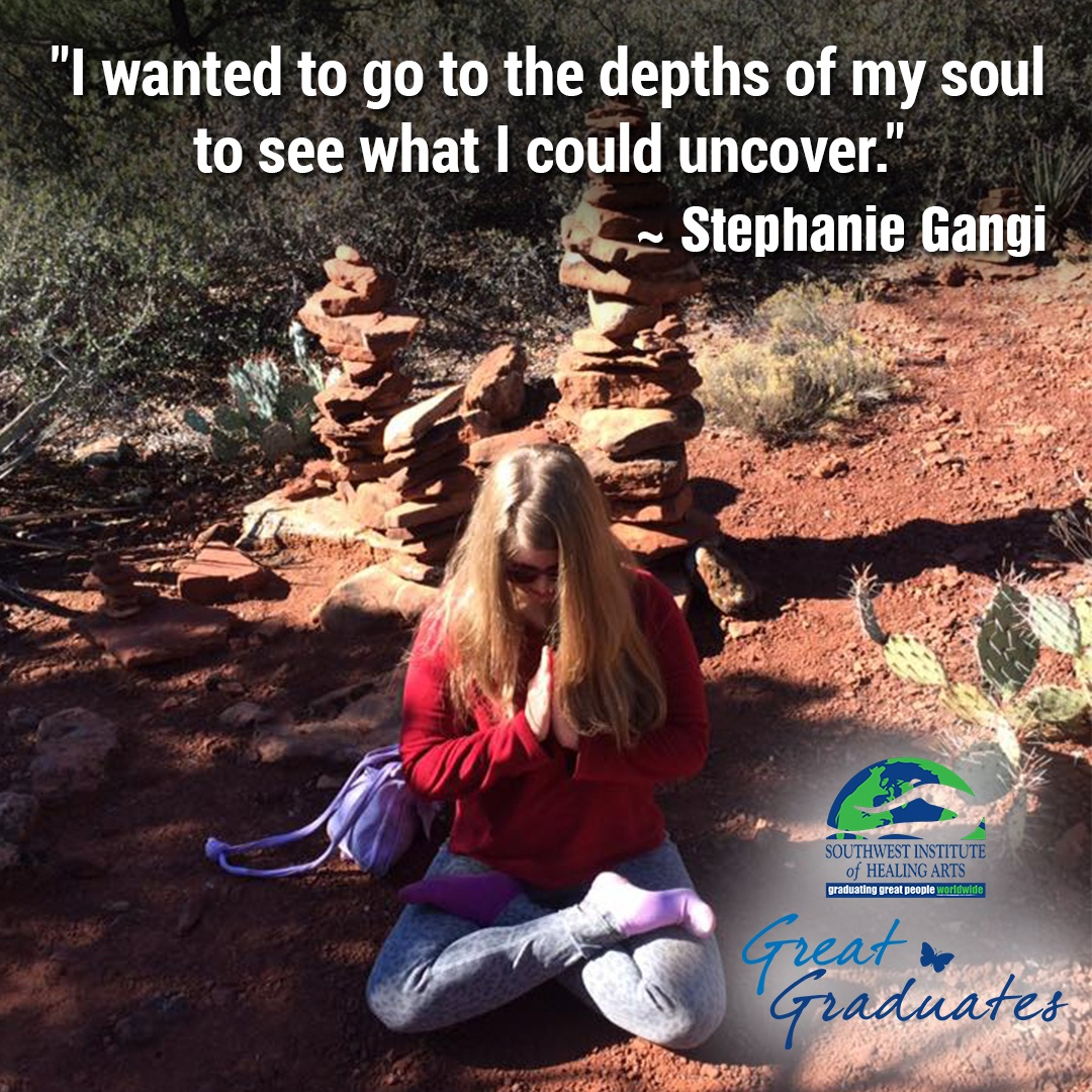 Stephanie Gangi SWIHA Great Graduate Massage Therapist 1