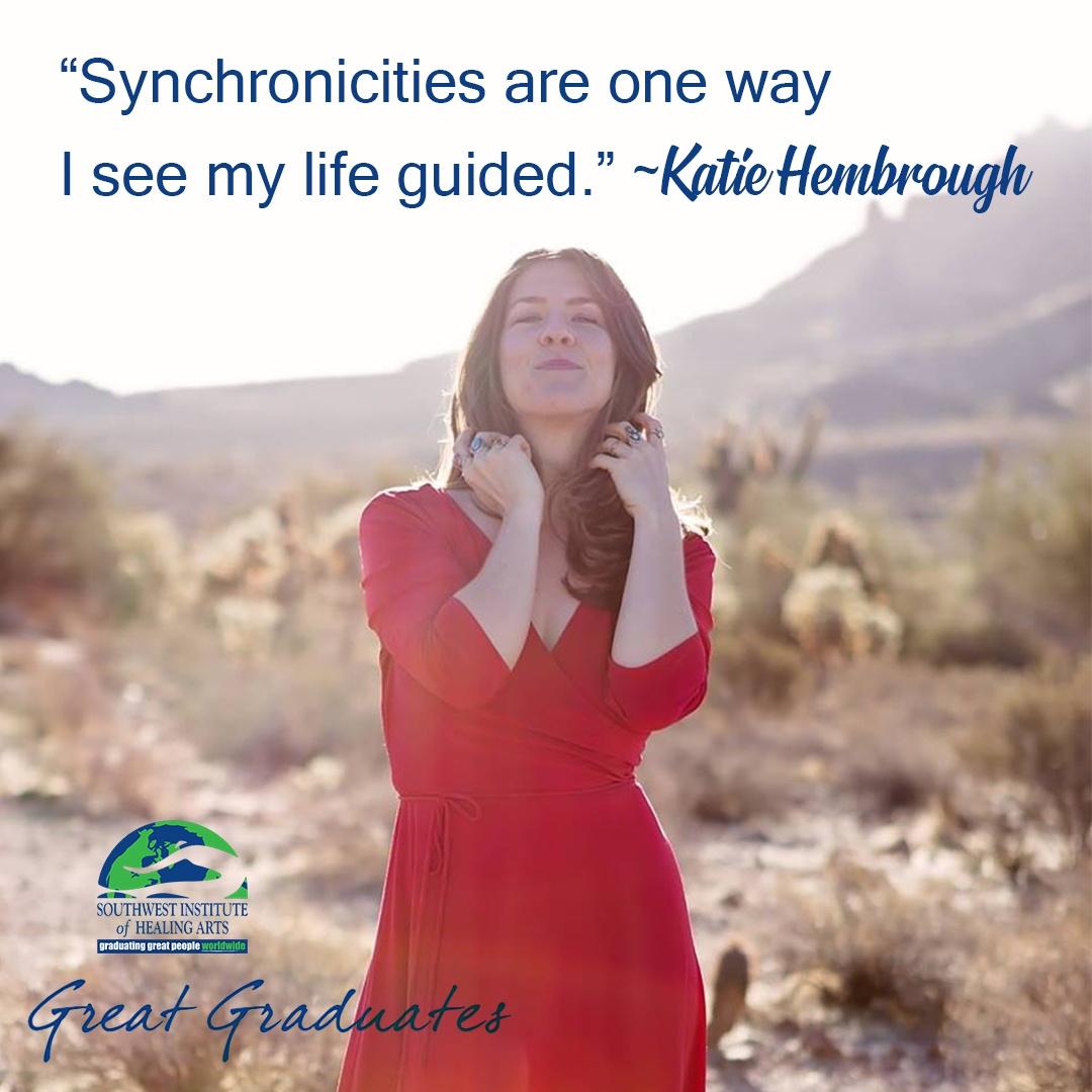 Katie Hembrough SWIHA Great Graduate Yoga Teacher Training 1