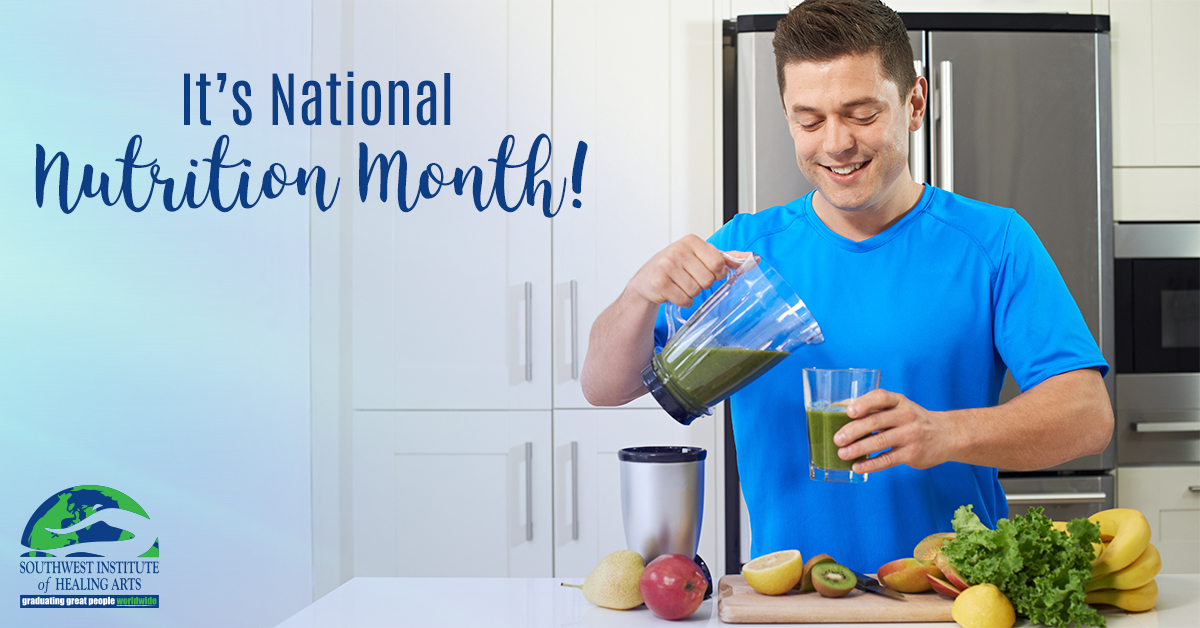 National Nutrition Month SWIHA Blog