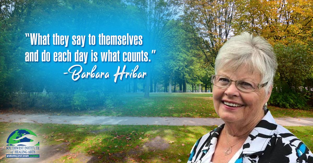 Barbara-Hribar-Life-Coaching-Month-SWIHA-Blog